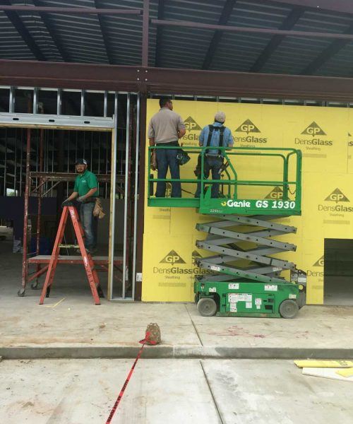 Commercial Drywall and framing in San Antonio